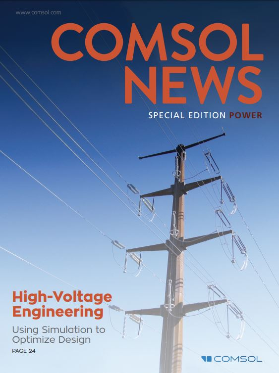Časopis COMSOL NEWS Special Edition Power