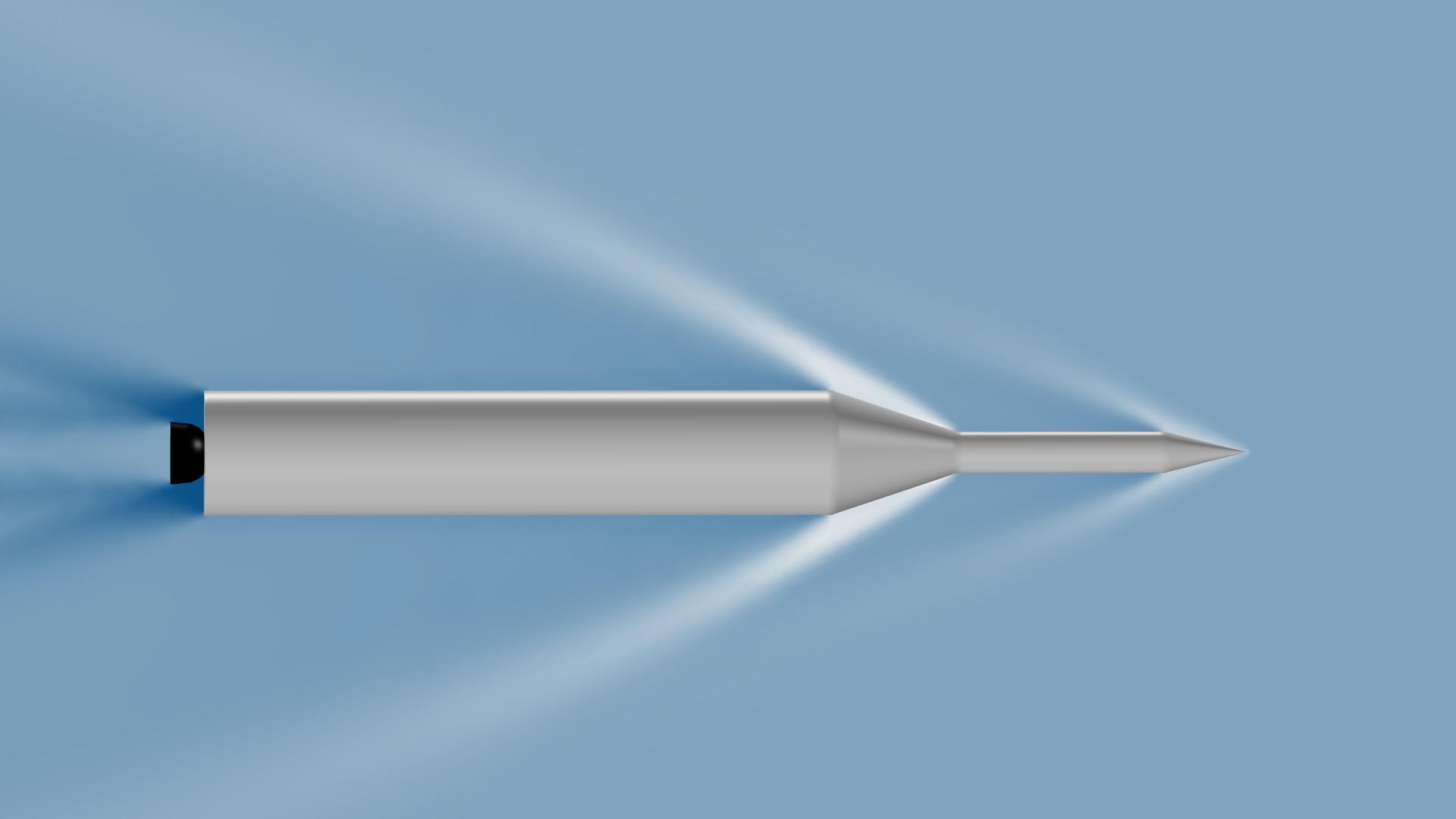 Eulerovy rovnice pro stlačitelné proudění jsou od verze COMSOL Multiphysics 5.5formulovány Galerkinovou nespojitou metodou DG FEM. Jedná se oprvní implementaci DG FEM vmodelech proudění. Jedná se opředzvěst velkých vylepšení CFD Module?.